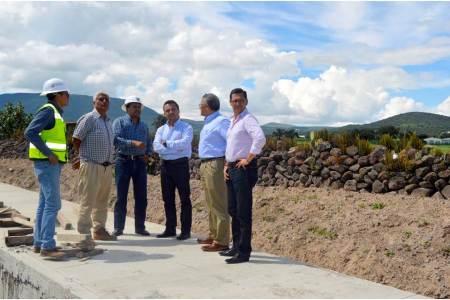 Supervisa José Meneses Arrieta obras en Tizayuca y Tolcayuca2