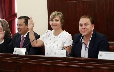 Trabaja Tellería Beltrán para empoderar a la juventud pachuqueña
