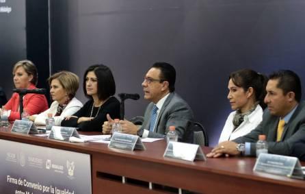 Agenda por la igualdad en Hidalgo, alineada a organismos 2