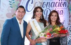 Alcalde de Mineral de la Reforma realiza coronación de Reina de la Feria de Pachuquilla2