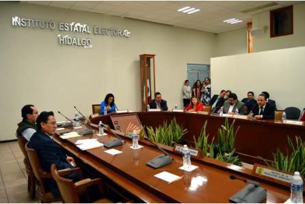 Aprueban en el IEE Convenio General de Coordinación y Colaboración en el INE4