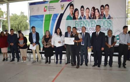 Conalep y Ayuntamiento de Tizayuca firman convenio de colaboración2