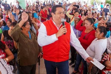 """""""En el primer año de administración el gobernador ha cumplido"""", Leoncio Pineda Godos"""