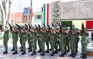 El Gobierno del Estado y la 18va. Zona Militar, conmemoran el 170 Aniversario de la Gesta Heroica de Chapultepec4