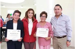 Elevar la calidad de vida de los adultos mayores objetivos perseguidos por el DIF Municipal de Mineral de la Reforma