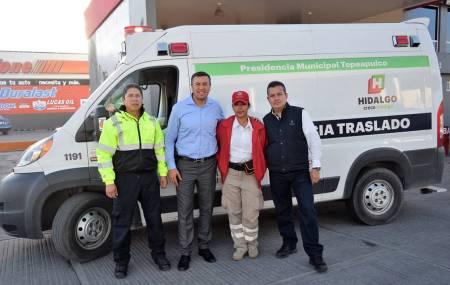 Encabeza Alfonso Delgadillo revisión de inmuebles en el municipio de Tepeapulco1.jpg