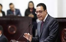 Entrega Omar Fayad Primer Informe de labores al Congreso de Hidalgo4