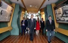 Entrega Omar Fayad Primer Informe de labores al Congreso de Hidalgo6