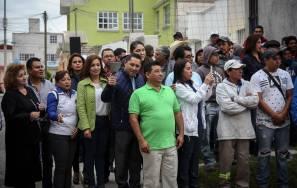 Entrega Raúl Camacho dos camiones recolectores para Mineral de la Reforma 4