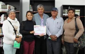 Gabriel García Rojas entrega el Premio Municipal de Contraloría Social1