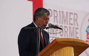 Gabriel García Rojas rinde su primer informe de Gobierno4
