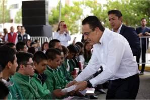 Hidalgo, pionero en la implementación del Sistema Integral para el Fortalecimiento de la Educación Media Superior