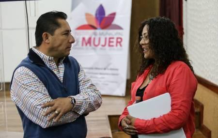 """IMM de Mineral de la Reforma  se fortalece con el proyecto de """"Transversalidad de la perspectiva de  género"""" 2.jpg"""
