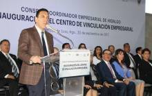 Inaugura Omar Fayad el Centro de Vinculación Empresarial4