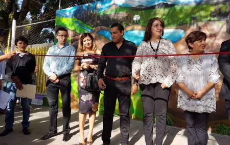 """Inauguran en Tizayuca  los murales  """"Génesis del Agua"""" y """"Agua en la Sangre""""2.jpg"""