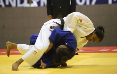 Judocas pasan lista en el nacional