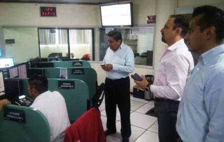 La SSPH permanece atenta para atender cualquier incidente tras el sismo