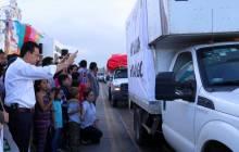 Las familias hidalguenses nos solidarizamos con los más necesitados en este momento tan difícil5