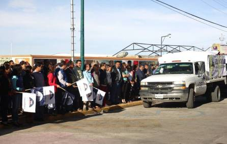 Mineral de la Reforma se solidariza con 5 municipios de Puebla, tras sismo3