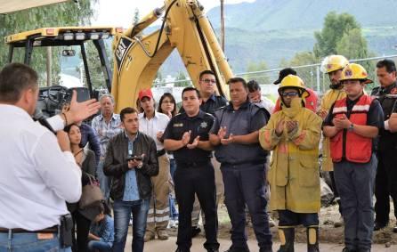 Municipio de Tepepaulco contará con nueva estación de bomberos3