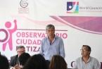 Observatorio Ciudadano de Tizayuca entrega al alcalde de Tizayuca el informe correspondiente a la segunda verificación de Gobierno