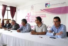 Observatorio Ciudadano de Tizayuca entrega al alcalde de Tizayuca el informe correspondiente a la segunda verificación de Gobierno2