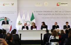 Para Hidalgo, seguridad y justicia con trato humano2