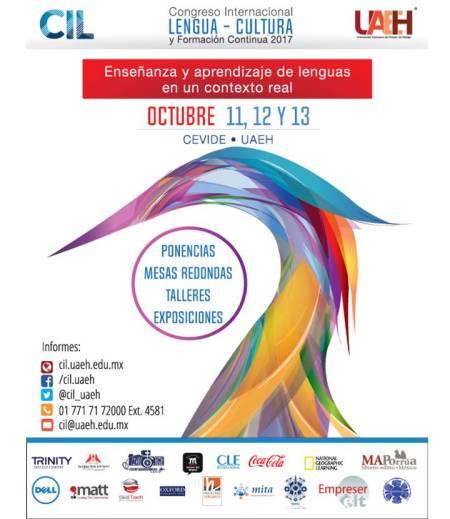 Participarán destacados ponentes en Congreso Internacional de Lenguas en UAEH.jpg