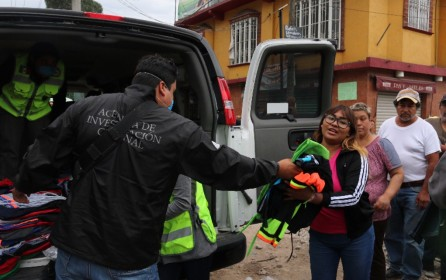 PGR Hidalgo dona a personas damnificadas ropa incautada por violación a la Ley Federal de Propiedad Industrial4