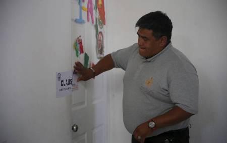 Por irregularidades PC de Mineral de la Reforma clausura plantel escolar en El Saucillo 1