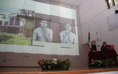 Presenta Carlos Jaurena obra editorial en UAEH2