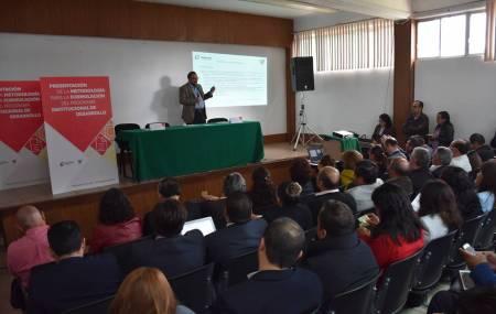 Presentan Metodología para la Formulación del Programa Institucional de Desarrollo en SEPH2