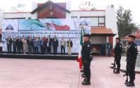 Preside Raúl Camacho Baños, acto cívico por 207 Aniversario de la Independencia de México2