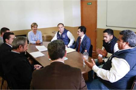 Presidencia Municipal de Pachuca formaliza la concesión de recolección de basura con la empresa Tecmed