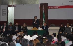 Presidente municipal de Tizayuca toma protesta a Consejos de Colaboración, Delegados y Subdelegados3