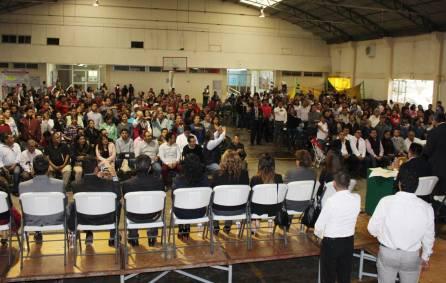 Presidente municipal de Tizayuca toma protesta a Consejos de Colaboración, Delegados y Subdelegados4