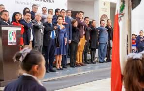 PRI reconoce a los héroes nacionales1
