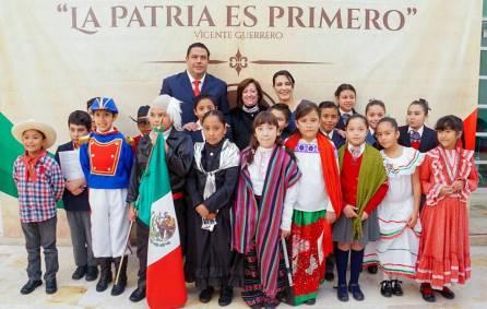 PRI reconoce a los héroes nacionales2