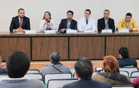 Realiza IMSS Hidalgo la Segunda donación multiorgánica
