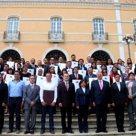 Reconoce UAEH a Profesores Honoríficos Asesores Nacionales e Internacionales3