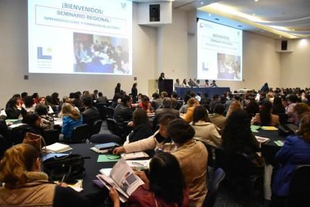 """SEPH realizó seminario regional denominado """"Aprendizajes Clave y Formación de Lectores"""""""