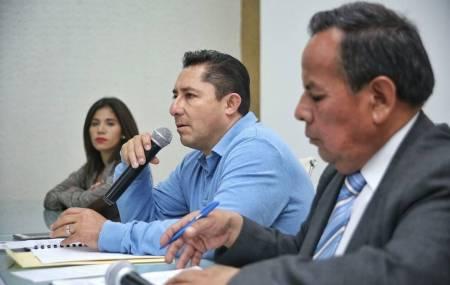 Sesiona Ayuntamiento de Mineral de la Reforma, previo a la entrega del Primer Informe1