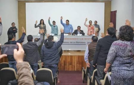 Sesiona Ayuntamiento de Mineral de la Reforma, previo a la entrega del Primer Informe2.jpg