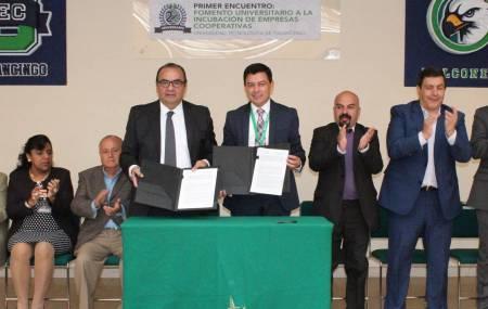 UTEC impulsa la incubación de empresas cooperativas1