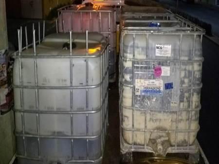 Agentes investigadores aseguran tres mil litros de hidrocarburo y una toma clandestina2