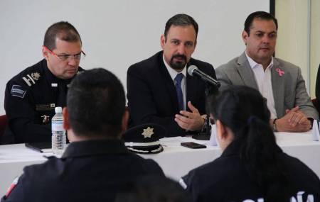 Arranca en Hidalgo pilotaje nacional del nuevo modelo de Informe Policial Homologado