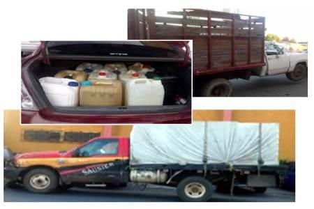 Aseguraron casi 6 mil litros de hidrocarburo y detienen a cuatro personas en la región del Altiplano2