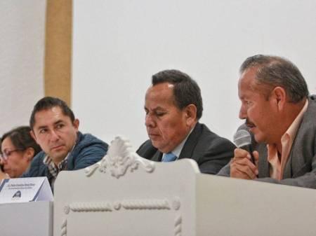Ayuntamiento de Mineral de la Reforma aprueba Ley de Ingresos 20182