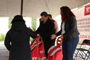 Ayuntamiento de Tizayuca e INFONAVIT entregan Bibliotecas Familiares3