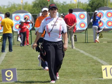 Brenda Merino inicia concentración con la Selección Nacional en el Comité Olímpico Mexicano